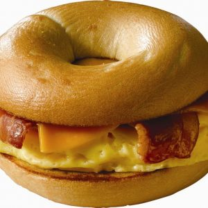bacon-bagel